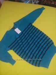 H&M свитер светр туника 8-10років