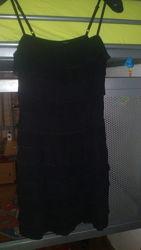 H&M eur36 нарядное платье плаття
