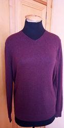 Пуловер с шёлком и кашемиром