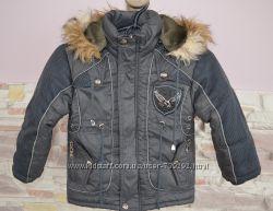 Куртка деми на 2-3 года в очень хорошем состоянии