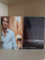 Мужской парфюм Dolce&Gabana The One For Men. 100 мл.  В наличии.