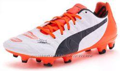 Бутсы футбольные Puma  103211-07