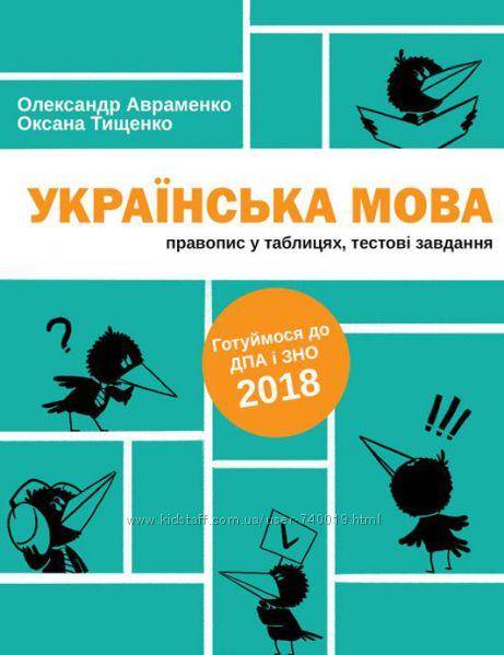 Підготовка до ЗНО Українська мова та література