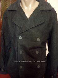 Мужские пальто полушерсть. Демисезон. Венгрия. Распродажа