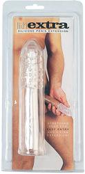 Насадка удлинитель Lidl Extra Silicone Penis Extension DT50146