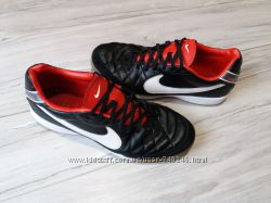 футзалки бампы Nike 26. 5 см