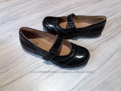 кожаные  туфли Clarks 5D