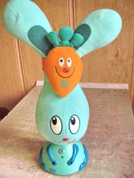 Кролик Банни с морковкой Guaps Gulliver, интерактивный