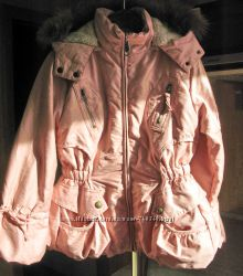 Куртка нарядная на 122-128 рост
