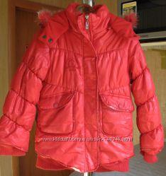 Теплая куртка демисезон-зима, Magic Crane, на 128 рост