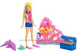 Игровой набор Barbie из серии Морские приключения