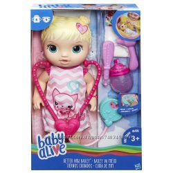 Кукла беби элайв Выздоравливай Бэйли Baby Alive Better Now Bailey Playset