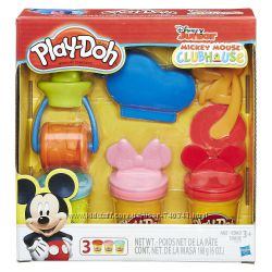 Игровой набор для творчества Play Doh Микки Маус и друзья инструменты