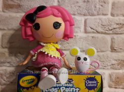 Lalaloopsy Crumbs Sugar Cookie Doll Большая Лалалупси Сладкоежка с мышонком