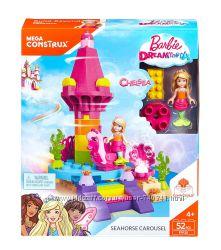 Конструктор Mega Bloks Mega Construx Barbie Dreamtopia Барби Русалочка 52