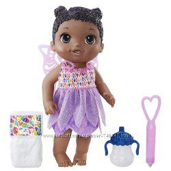 Baby Alive Face Paint Fairy Пупс разрисуй лицо афроамериканка