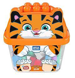 Конструктор Mega Blocks Animal Тигр