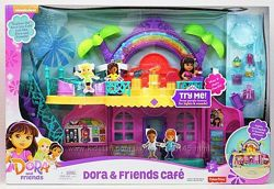 Игровой набор Дора Fisher Price Dora and Friends Cafe