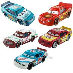 DisneyPixar Cars Diecast Car Collection Молния МакКуин из мф Тачки