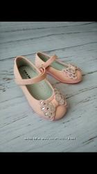 Туфельки балетки для девочек