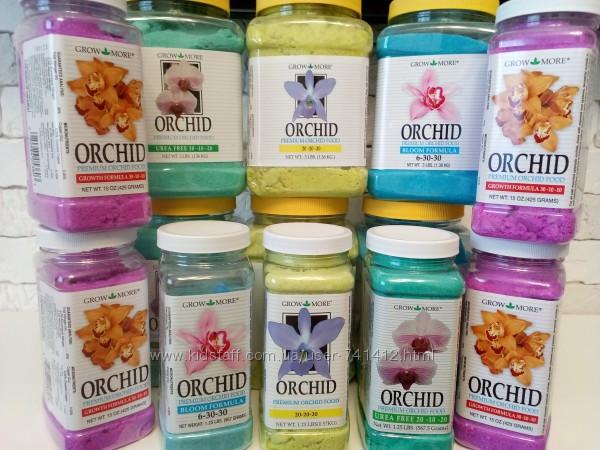 Удобрение для орхидей  Grow More Америка