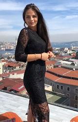 бомбезное платье Турция фирма Qlaure минус 20 процентов