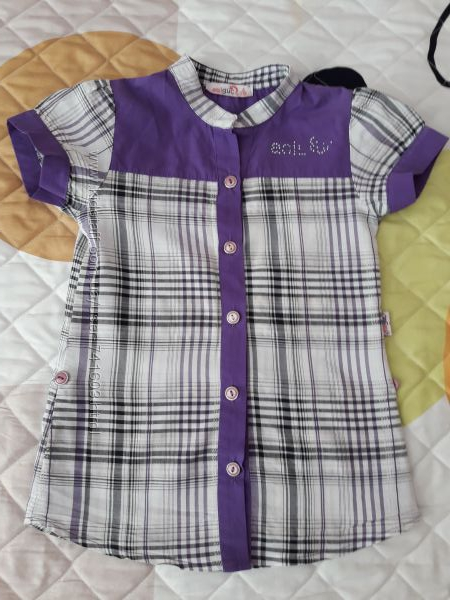 Рубашка asilguc 116 рост