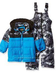 Комлекты на зиму - куртка и полукомбинезон, разные расцветки