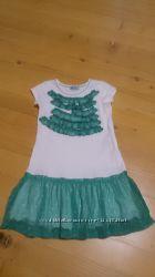 Нарядное платье BIMBUS для девочки р 110-116.