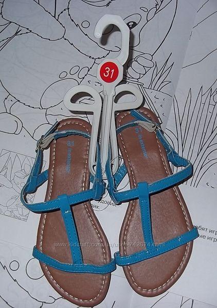 Босоножки In Extenso Ин Эстенсо  р.31 стелька 19,5 см.