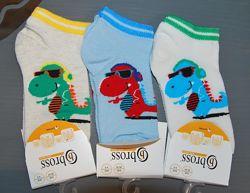 Летние укороченные носки Bross 1-11 лет ЧАСТЬ 1