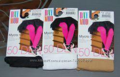 Капроновые колготы 7-8, 9-10 лет микрофибра турция daymod