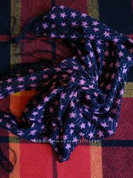 Платок шарф со звездами