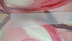 Липкие силиконовые капли