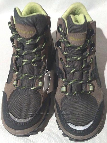 Ботинки Decathlon QUECHUA MH500 kids waterproof walking boot