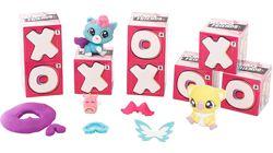Tic Tac Toy XOXO FRIENDS Multi Pack Сюрприз, Пакет 11 из 12