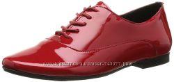 Туфли на шнуровке Yep Anne лакиров кожа , 40 р