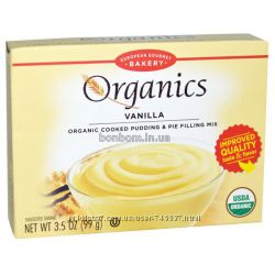 Смесь для пудинга и начинки пирога Organics Cooked Pudding and Pie Filling