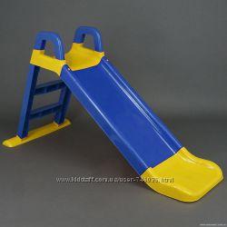 Горка детская Долони для катания детей