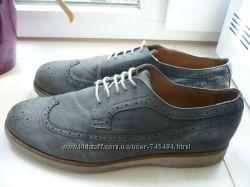 Кожаные туфли Geox 42  1&922  разм.