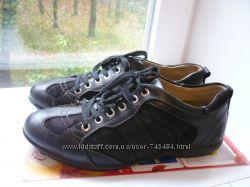 Кожаные туфли- кроссовки  Geox 39  разм. ,