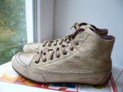 кожаные деми ботинки Candice Cooper 38 р. ,