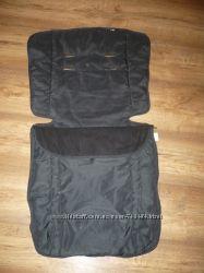Термо чехол-конверт в коляску, санки на синтепоне.