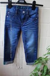 Новые джинсы Esprit 98-104р с подворотом