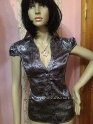 Блуза Tally Weijl с черепушками оригинал