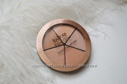 IsaDora  FACE GLOW bronzing wheel 52 beach glow