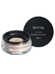 Пудра для лица рассыпчатая IsaDora Loose Setting Powder 20 тон glow