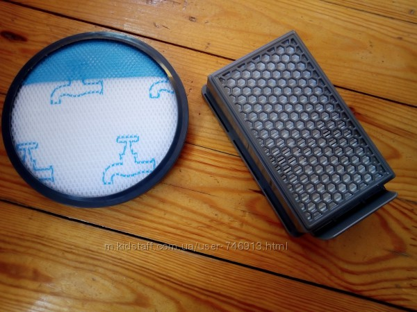 Набор фильтров для пылесосов Rowenta ZR005901 Tefal Moulinex