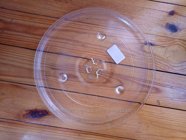 тарелка поддон поворотный стол блюдо для свч 270 мм новая универсальная