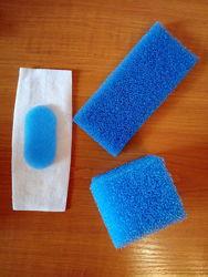 Комплект губчатых фильтров для пылесосов THOMAS  томас 4 шт Пересылаю